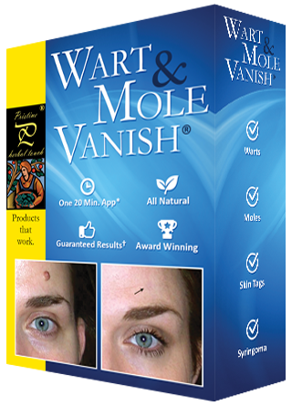 Wart, Mole, Skin Tag & Syringoma Removal Product